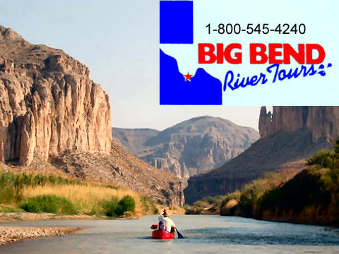 Big Bend Attractions: Big Bend River Tours Motel