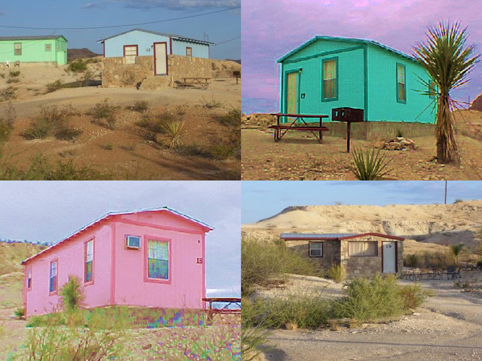 Cabins & Lodging, Terlingua/Study Butte/Lajitas Texas