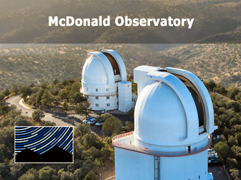 Big Bend Attractions: McDonald Observatory Motel