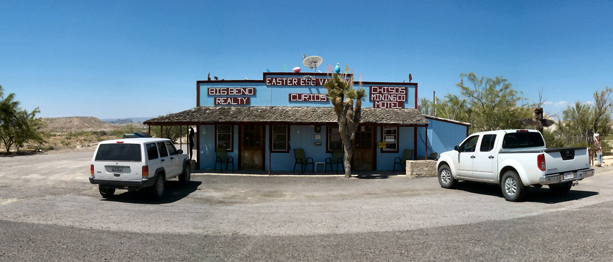 Chisos mining co motel vacation rentals terlingua for Big bend texas cabin rentals