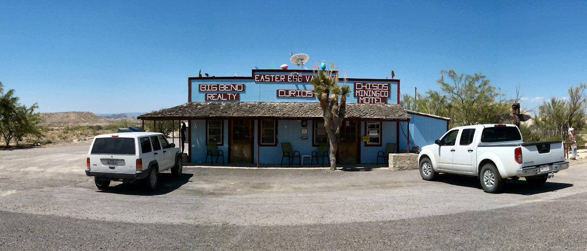 Permalink to: Chisos Mining Company Motel